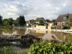 Hochwasser in Holle-Derneburg